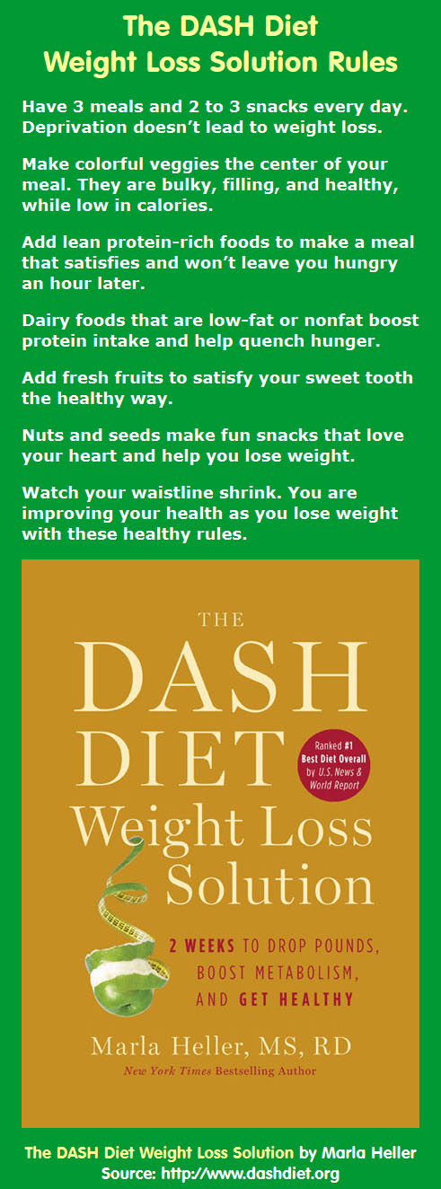 "The Dash Diet Weight Loss Solution: 2 Weeks to Drop Pounds, Boost Metabolism, and Get Healthy (A DASH Diet Book) "" Healthy Weigh"