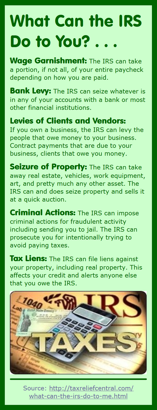 Infographic What Can The Irs Do To You?  Infographic A Day. Australian Bank Accounts For Non Residents. Promo Code For Microsoft Office 2011. Free Web Domains And Hosting. Substance Abuse License People With Headaches. Augmented Reality Android Library. Towing Management Software Plastic Carry Bags. Corporate Finance Course Description. Des Moines Iowa Insurance Companies